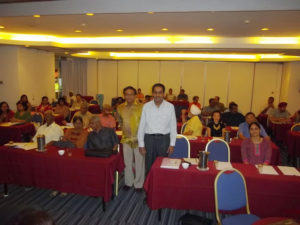 Photo of MAS meeting 1